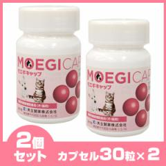 共立製薬 犬猫用 モエギキャップ 30カプセル 2個セット 【関節・皮膚・心血管】【栄養補助食品・サプリ/オメガ3】