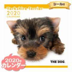 THE DOG カレンダー 2020年 ヨークシャーテリア ■ CALENDAR カレンダ— カレンダ ポスター 壁掛け ブックレット 犬 ドッグ ドック