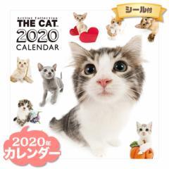 THE CAT カレンダー 2020年 オールスター ■ CALENDAR カレンダ— カレンダ ポスター 壁掛け ブックレット 猫 ねこ キャット