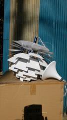 ポール・ヘニングセン アーティチョーク Φ48 ホワイト  ペンダントライト tim-000514  /NP 後払い/北欧/インテリア/セール/モダン/送