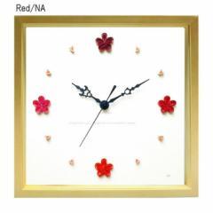 アートクラフト ペーパークイリング掛時計 Paper Quiling Clock フレームカラーナチュラル Red PQ-1002 kar-5093246s1  /NP 後払い/北欧/
