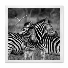 アート+時計 A-CLOCK Zebra シマウマ ホワイト AC-1007 kar-5620685s1  /NP 後払い/北欧/インテリア/セール/モダン/送料無料/激安/  掛け