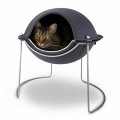 猫用ベッド hepper ニューヨーク生まれ Pod bed 猫用 al-h-podbed  /NP 後払い/北欧/インテリア/セール/モダン/送料無料/激安/  ゲート/