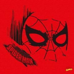 スパイダーマン アートパネル MARVEL Spider Man Mサイズ 30cm×30cm lib-4121945s1  /NP 後払い/北欧/インテリア/セール/モダン/送料無