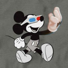 ミッキー ファブリックパネル アートパネル Disney Mickey Mouse Mサイズ 30cm×30cm lib-4122096s1  /NP 後払い/北欧/インテリア/セール