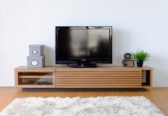 【大型配送】テレビボード 幅180cm ナチュラル LANTERN TV BOARD 180 OAK ise-4730868s1  /NP 後払い/北欧/インテリア/セール/モダン/送