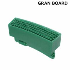 GRAN DARTS GRAN BOARD用セグメント ダブル グリーン