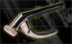 Dunlop(ダンロップ) 「DCV-50C Curved:カーブド  ACOUSTIC GUITAR CAPO」 アコースティックギター用ビクターカポタスト