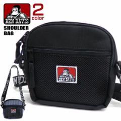 968d39bbda82 BEN DAVIS ショルダーバッグ メッシュポケット ベンデイビス バッグ メンズ カバン レディース 鞄 BEN-1283