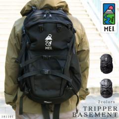 リュックサック TRIPPER BASEMENT 高耐久 旅行 アウトドア タウンユース レインカバー 大容量 MEI メイ MEI-181101