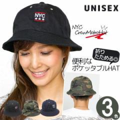 メトロハット メンズ [メール便可] レディース 帽子 バケット HAT アウトドア 迷彩 ストライプ / NYCクルーメトロハット [M便 5/9]3