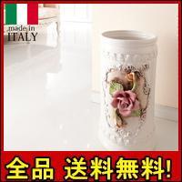 【すぐ使えるクーポン進呈中】【送料無料!ポイント2%】ヴェローナ アクセサリーズ 陶製傘立て 本場伝統のイタリア陶製 傘立て!