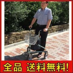 【クーポン進呈中】【送料無料!ポイント2%】トライウォーカー 歩行車 ショッピングカート シルバーカート キャリーカート 歩行器 介護