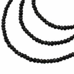 LARA Christie ララクリスティー ブラックスピネル ネックレス メンズ ブランド 送料無料 誕生日