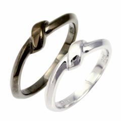LARA Christie ララクリスティー レガメ ペアリング(指輪) ブランド シルバー 送料無料 誕生日プレゼント ギフト