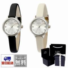 【宇垣美里 着用モデル】 腕時計 レディース ウォッチ LARA Christie (ララクリスティー) Monaco モナコ 日本製クオーツ スワロフスキー