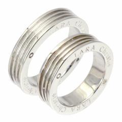 LARA Christie (ララクリスティー)ヴォヤージュ ペアリング [ PAIR Label ] シルバー ペアリング 指輪 ペア 結婚記念日 女性 プレゼント