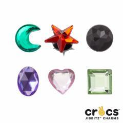 【メール便可】クロックス(CROCS)ジビッツ(jibbitz)  ラインストーン(Rhinestone) [SKY][AA]