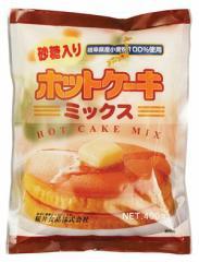 ホットケーキミックス砂糖入(400g) 【砂糖はビート糖、小麦粉は岐阜県産を使用】