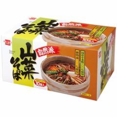 山菜そば 10食 103g