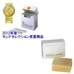 バイオノーマライザーセット(バイオノーマライザー30袋+パパイヤソープ100g× 1個)【あす着対応】