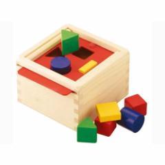 SEかたちの箱 (SE1438) 【セレクタ/SELECTA SPIELZEUG】 【2歳頃から】