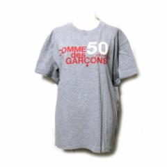 COMME des GARCONS コムデギャルソン 1996 阪急百貨店50周年限定Tシャツ (グレー 半袖) 115183