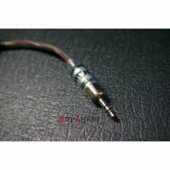 ヘッドホンアンプ Audio Minor 単結晶無酸素銅線 SPC ステレオミニプラグ(3.5mm) ケーブル
