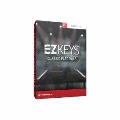 Toontrack トーントラック EZ KEYS イージー・キー CLASSIC ELECTRICS クラシック エレクトロニクス ダウンロード版