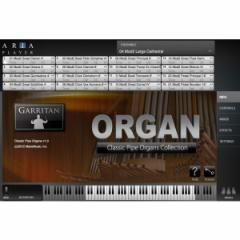 GARRITAN ガーリタン Classic Pipe Organ パイプオルガン音源 ダウンロード版 シリアル販売|直輸入品
