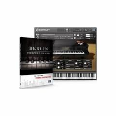 Native Instruments ネイティブインストゥルメンツ Berlin Concert Grand ベルリン コンサート グランド ピアノ