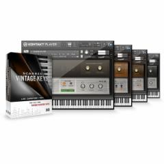 Native Instruments Scarbee Vintage Keys エレピ エレクトリック ピアノ 音源|直輸入品|メール便送付