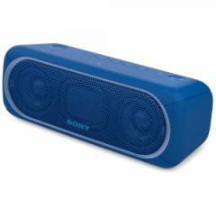 工場再生品 Sony SRS-XB30 Blue Bluetooth ブルートゥース スピーカー ソニー ワイヤレス スピーカー ポータブル ブルー SRSXB30|直輸入