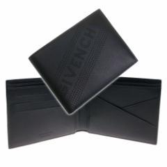 GIVENCHY ジバンシー メンズ二つ折財布 BK6012K0GK ブラック /2019春夏新作
