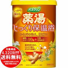 バスクリン 薬湯じっくり保温浴 600g 入浴剤 【医薬部外品】 [f]