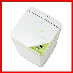 HAIER 全自動洗濯機(3.3kg) JW-K33F W[プラザセレクト] 送料無料