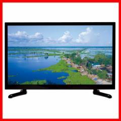 24V型地デジ・BS・CS放送対応フルハイビジョン液晶テレビ ブラック LE-24HDG300 アズマ プラザセレクト 送料無料
