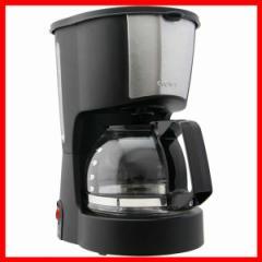 ドリテックコーヒーメーカー「リラカフェ」 ブラック CM-100 ドリテック プラザセレクト
