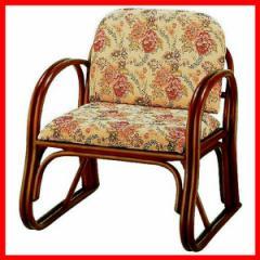 楽々座椅子  RZ-739M 萩原 (代引不可) プラザセレクト 送料無料