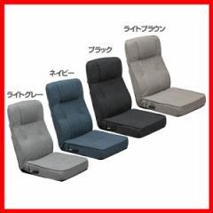 レバー付きハイバック座椅子 IRS048 全4色 プラザセレクト 送料無料