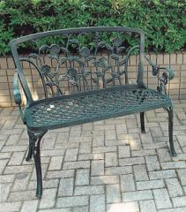 ▼【送料無料】椅子 いす イス チェア チェアー ヘミングウェイ ラブチェア 13041 代引不可 ガーデン家具 ファニチャー エクステリア