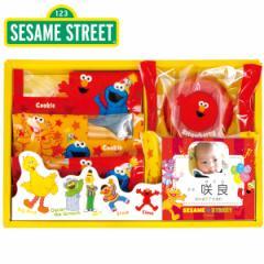 出産内祝い 名入れセサミストリート ドーナツ ギフト SSM-10おしゃれ お菓子 スイーツ/SSM-10