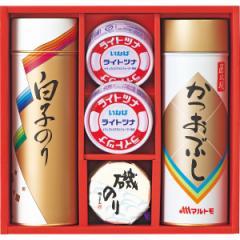 のり茶漬・かつおぶし・瓶詰・缶詰セット
