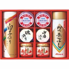 のり・かつおぶし・瓶詰・缶詰セット