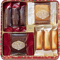 チョコ洋菓子オデット モロゾフバニラロール チョコレート