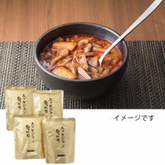 韓国ユッケジャンスープ(辛口・4袋)/98372