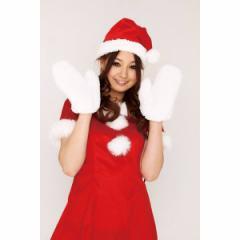 クリスマス 衣装 マシュマロサンタセット