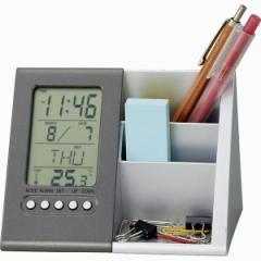 置時計 スタイリッシュデスクスタンド 時計