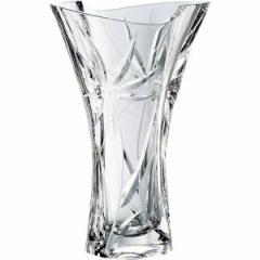 ガラス花器 グラスワークスナルミ ガイア 25cm花瓶 花瓶
