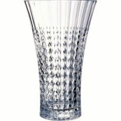 クリスタル・ダルク レディーダイヤモンド 27cmフラワーベース 花瓶